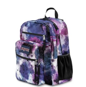 big spray paint backpack