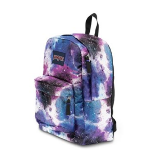 spray paint backpack