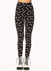 bone leggings