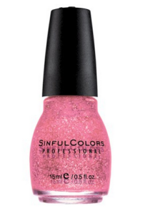 pinky glitter