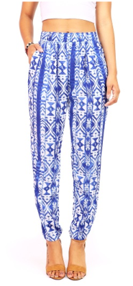 patterned pants 2