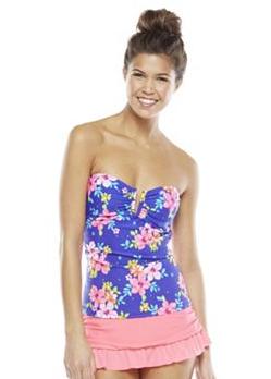ruffle bathing suit bottom