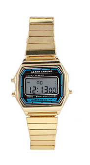 digital watch f21