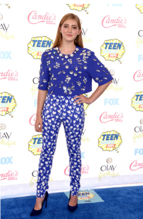 willow shields tcas 2014