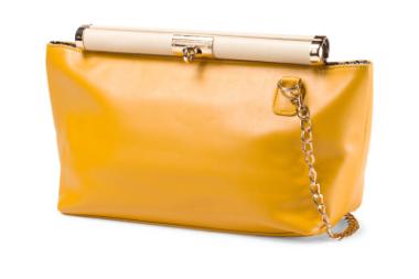 mustard crossbody bag