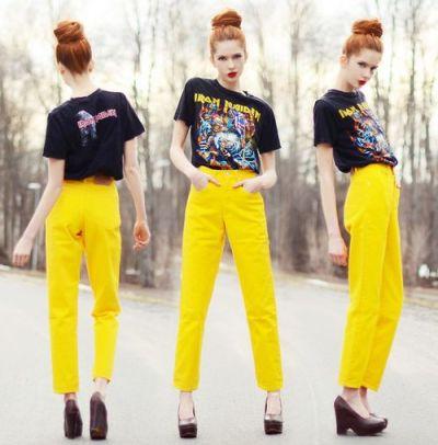 t shirt street style 1