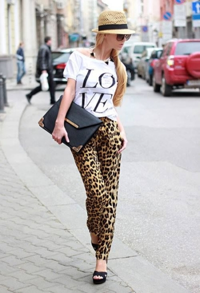 t shirt street style 2