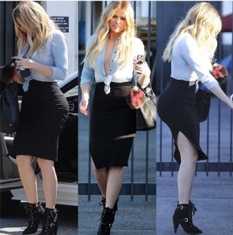 khloe kardashian every day outfit