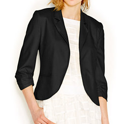 bar III black blazer Macy's.png