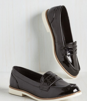 slick fix loafer modcloth