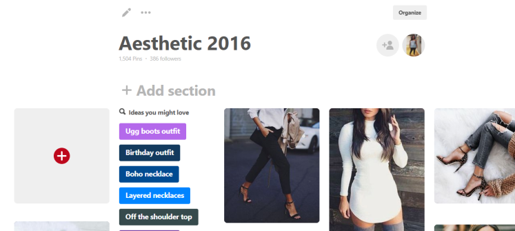 aesthetic 2016