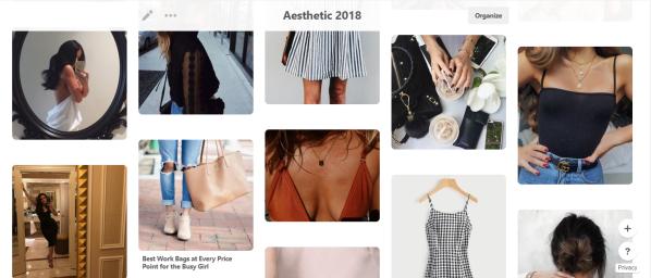 aesthetic 2018