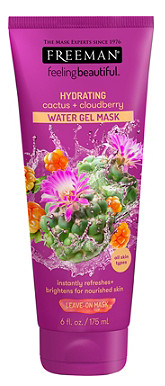 water gel mask